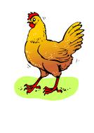 little-red-hen-template-hen.pdf