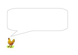 little-red-hen-speech-bubble-hen.pdf