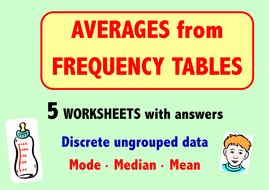 Averages-from-Frequency-Tables-cover.pdf