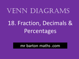 Venn diagrams 18 fractions decimals percentages by mrbartonmaths 18 fdpspptx blank venn diagramscx ccuart Choice Image