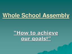 morning assembly presentation topics