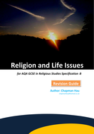 Revision Book AQA B Religious Studies - Religion and Life Issues