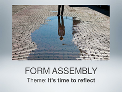 Time to Reflect Form Assembly