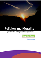 Revision Book AQA B Religious Studies - Religion and Morality