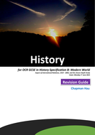 Revision Book OCR History GCSE