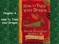 How to train your dragon by skybluedavid teaching resources tes l4 how to train your dragonpptx ccuart Gallery