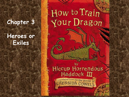 How to train your dragon by skybluedavid teaching resources tes ccuart Image collections