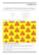 Hundred Per Cent Tessellations