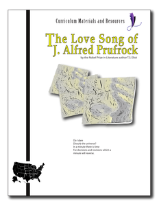 Featured Author Sonja Mix 'The Love Song of J. Alfred Prufrock' COMPLETE UNIT EDITABLE AP Style