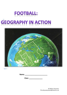 Football: Geography In Action (6th - 10th Grade)