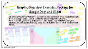 Graphic organizers for reading writing topic made in google docs graphic organizers for reading writing topic made in google docs slides ccuart Images