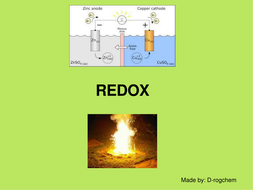 Chemistry: Balancing REDOX equations: notes and problems