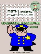 Evaluating Logarithms By Commoncorefun Teaching Resources Tes