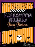 FREEBIE - Halloween Story Starters