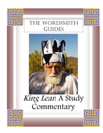 'King Lear': A Study Commentary (Student Edition)