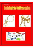 Media Analysis: Oral Presentation