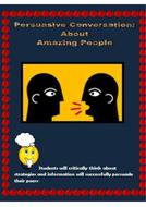 Persuasive Conversations: Amazing People!
