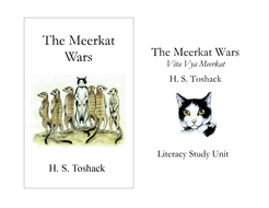 'The Meerkat Wars' by H.S. Toshack: Literacy Unit