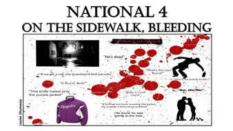 On The Sidewalk Bleeding Powerpoint By Hollieshumway  Teaching  On The Sidewalk Bleeding Powerpoint Sample English Essay also Essay On Pollution In English  Business Writing Service