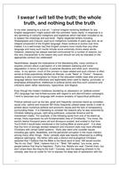10x A grade Higher English folio persuasive essays