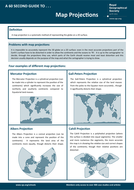 60 Second Guide - Map Projections by ...