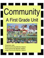 Community for First Grade