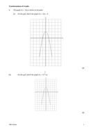 GCSE-PracticeGraphTransformationDrawing.rtf