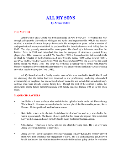 Where can i find a free critical analysis essay for a high english class?