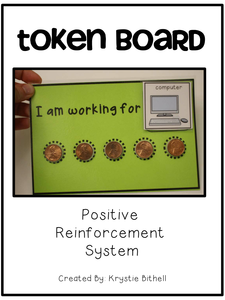 Classroom Management Tips: Positive Reinforcement System with Visuals