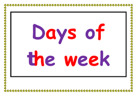 The-Days-of-the-Week.pdf