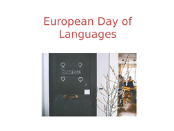 European-Day-of-Languages.ppt