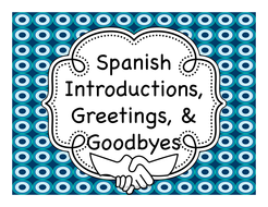 Spanish introductions greetings goodbyes by sombra1230 spanish introductions greetings goodbyes m4hsunfo