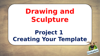 Drawing---Sculpture-Project-1.pptx