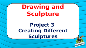 Drawing---Sculpture-Project-3.pptx