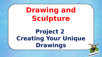 Drawing---Sculpture-Project-2.pptx