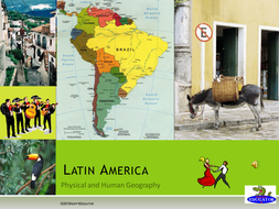 Latin America - All About Latin America PowerPoint