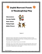 Thanksgiving - Joyful Harvest Skit