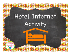 El Hotel Internet Activity