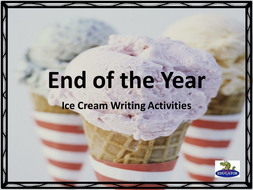 End of the Year Activities PowerPoint