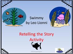 Swimmy by Leo Lionni