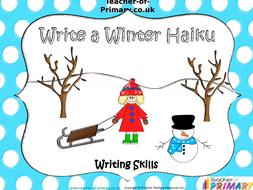 Winter-Haiku-Poetry.ppt