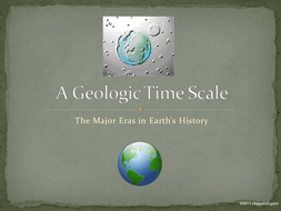 A Geologic Time Scale PowerPoint US version