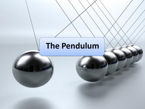 New AQA 2016 GCSE Science Spec Pendulum Lesson