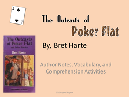 the outcasts of poker flat worksheet answers