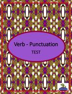 Verb - Punctuation TEST