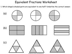 KS1 - Fractions Teaching Pack - 5 PowerPoint presentations and ...