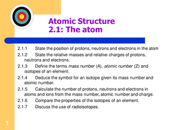 Topic 2 atomic structure powerpoint for whole topic ibdp topic 2 atomic structure powerpoint for whole topic ibdp chemistry ccuart Choice Image