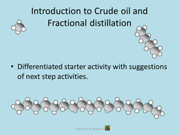 Introduction to Hydrocarbons in Oil