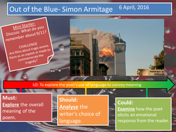 Out of the Blue- Armitage