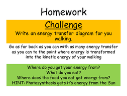 Gcse physics p1 forms and conservation of energy energy energy transfer homeworkpptx ccuart Gallery